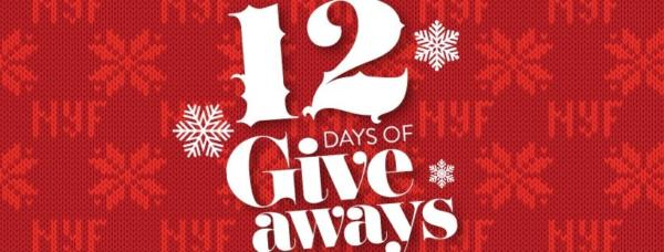 New York Fries 12 Days of Giveaways: Win DAILY Prizes