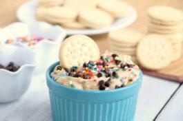 , Cookie Dough Dip Recipe