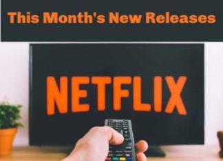 Netflix Canada New Releases