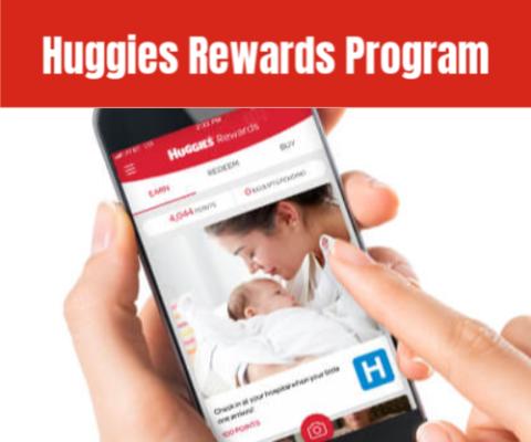 Huggies Rewards Program
