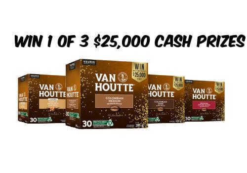 Van Houtte Contest