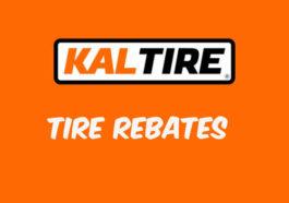 Kal Tire Rebates
