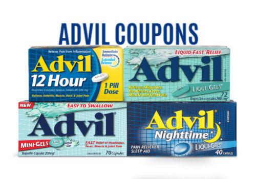 Advil Coupons – Printable Savings for Canada