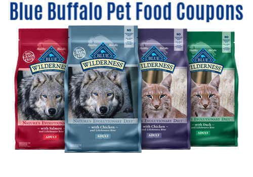 Blue Buffalo Coupon, Blue Buffalo Coupon –  New $15 Coupon Via Rebate