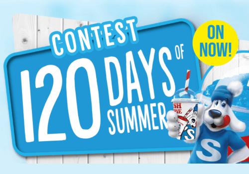 Slush Puppie Summer Contest: Win a Beach Towel, $1000 cash & More!