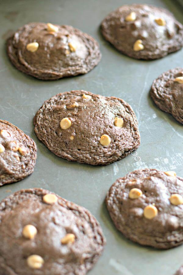 , Chocolate Peanut Butter Cookies Recipe