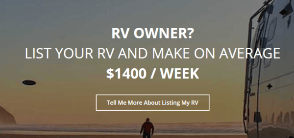 , Canadian Websites to Rent out Your Car or RV or Space