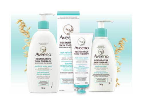 Aveeno Free Sample Opportunity