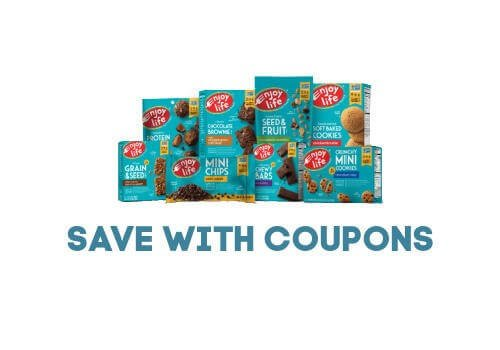Enjoy Life Coupons opportunity to save on cookies