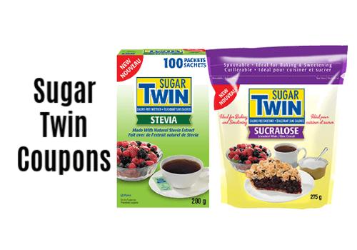 Sugar Twin Coupon  Save $0.75 (Printable)