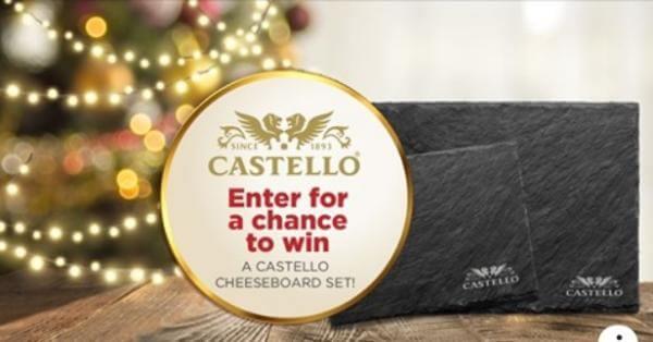 Castello Canada Contest – WIN 1 of 5 Castello Cheeseboard Sets