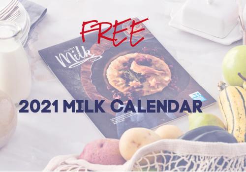 Milk Calendar 2021