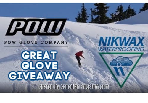 Nikwax Great Glove Giveaway 2020: Win a Pair of Gloves and FREE Nikwax