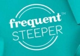Frequent Steeper Logo for Davids Tea Rewards program
