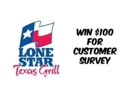Lone Star Survey contest: Win $100