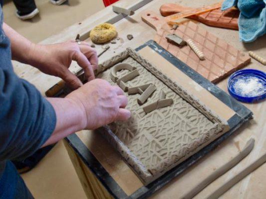 clay hobby