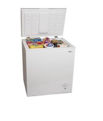 Freezer Chest full pantry