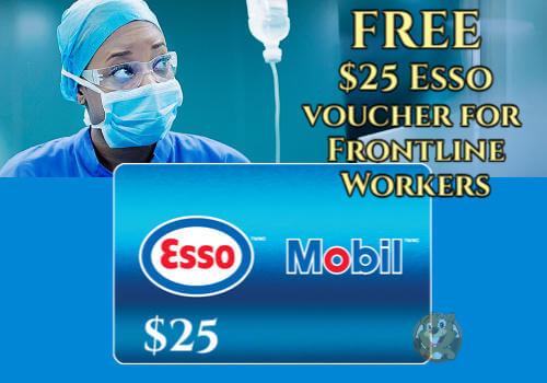 Esso Canada Free