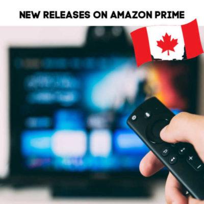 Amazon Prime Canada TV