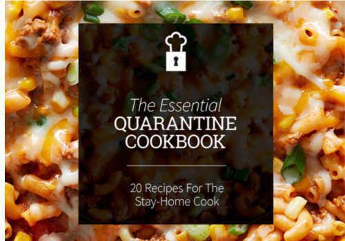 Free Kraft Recipe Book ( Digital)
