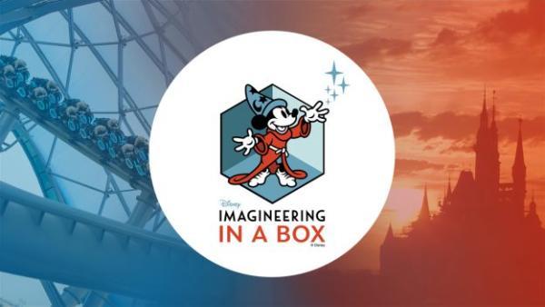 Free Disney imaginationeering-box