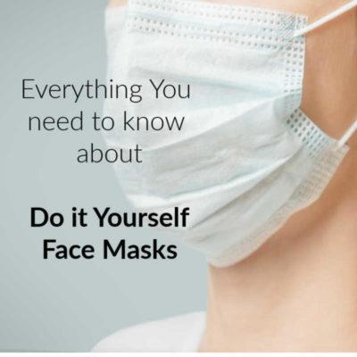 surgical mask - diy