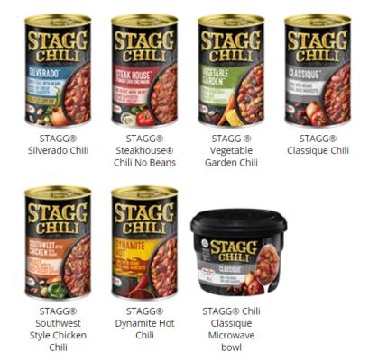 stagg chili contest, Stagg Chili Canada: Win FREE Stagg Chili Vouchers