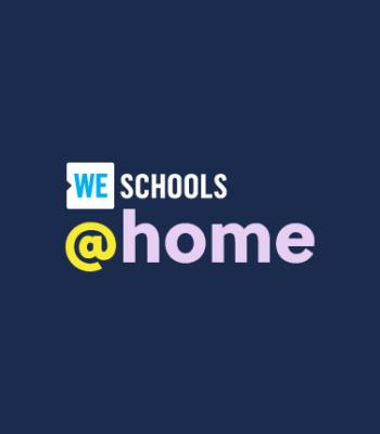 We.org at Home logo