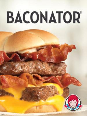Wendys Baconator