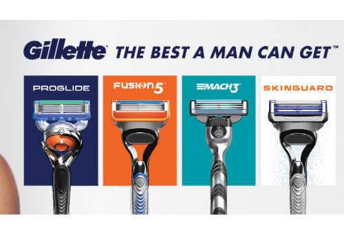 Gillette Rebate