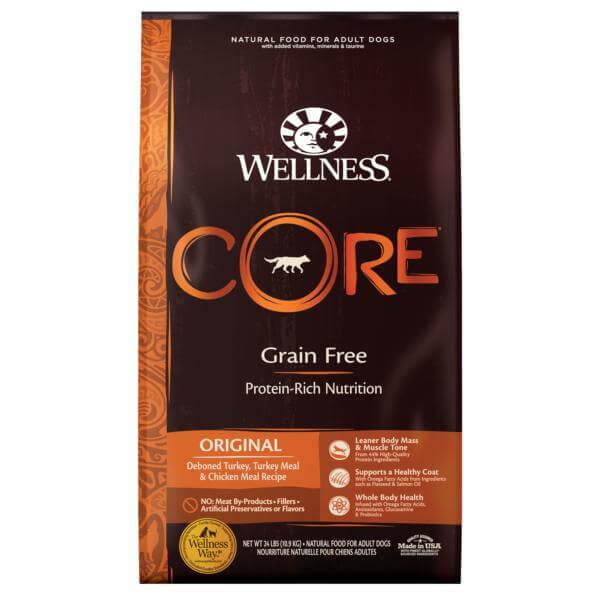 Wellness Dog food image