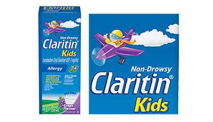 Claritin kids