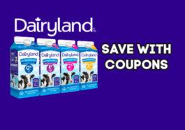 Dairyland Milk Coupon