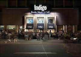 Indigo books Store