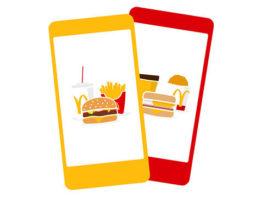 Mcdonalds canada mobile application