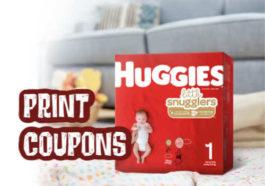 Huggies Coupons diapers