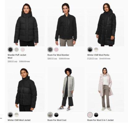 Lululemon-coats-sale