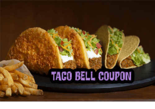 Taco Bell Coupon Featured