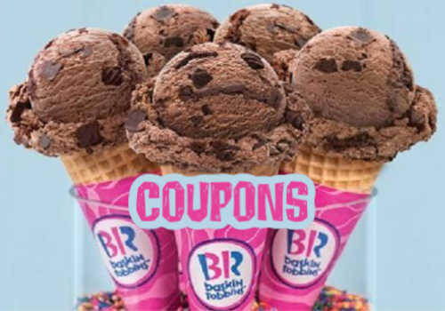 Baskin Robbins Coupons Chocolate