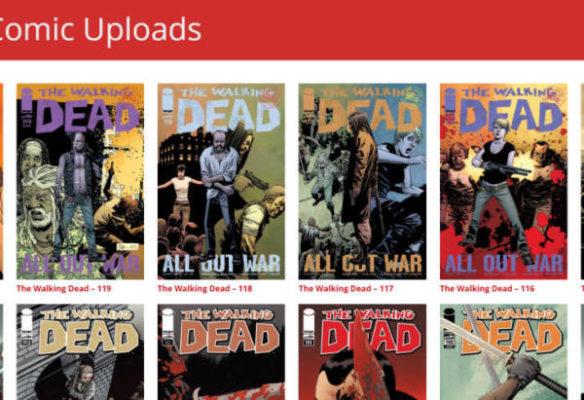 Dead Pool Comics