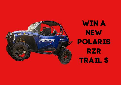 Polaris Contest Canada – WIN a NEW RZR Trail S ($34,000 Value)