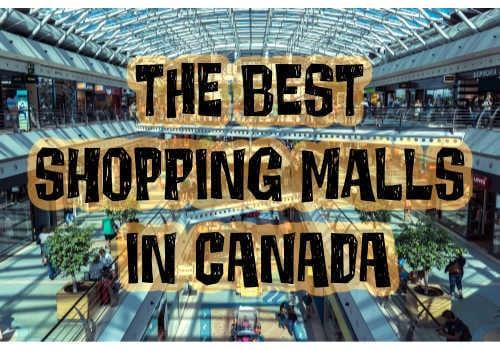 Shopping Malls Canada
