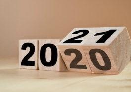 Turning 2020 into 2021