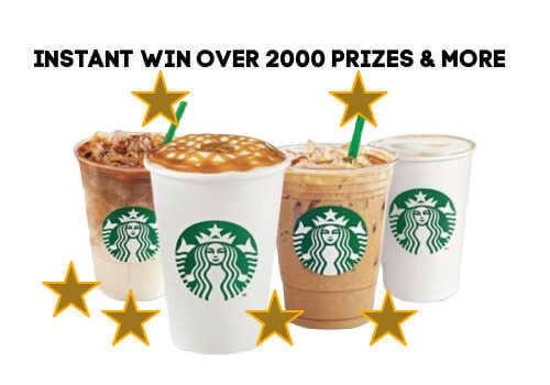 Starbucks Starland Contest
