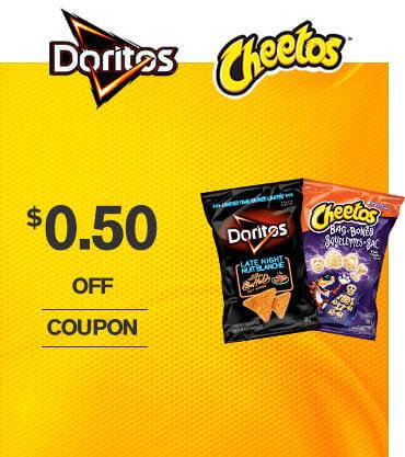 Cheetos coupon