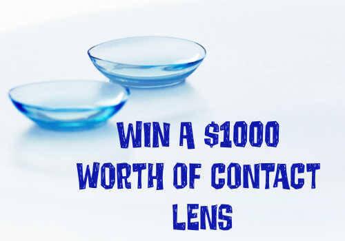 Win Contact Lens