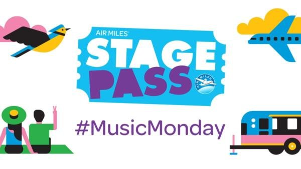 Air Miles Music Monday