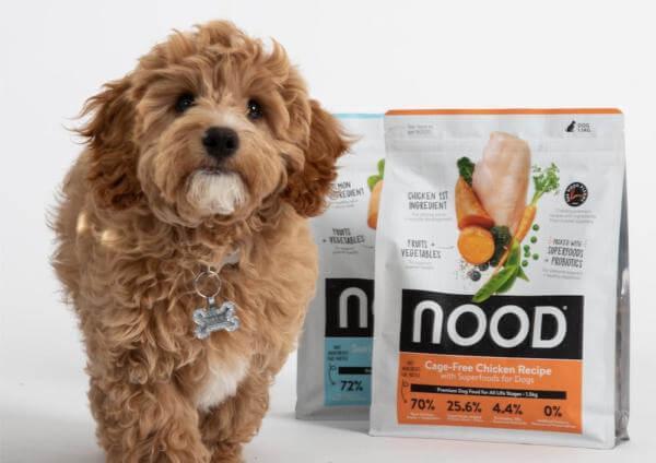 Nood Dog Food