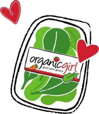 Organic Girl Image