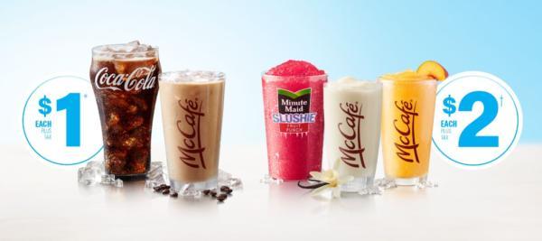 Mcdonalds Summer Drinks